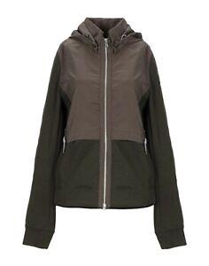 Parajumpers Yae by Yono Jacket Women's Khaki Olive Large UK 12 NEW Japan Hood
