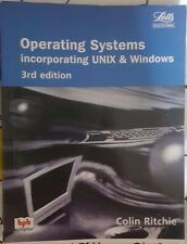 Operating System Incorporating UNIX and Windows 3rd Edition Book