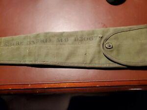Original WW2 U.S. Browning M1919 Spare Barrel Cover