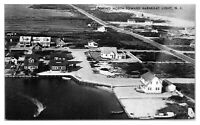 Looking North Toward Barnegat Light, NJ Postcard *5A