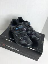 Louis Garneau Men's FLY WHEEL Cycling Shoe Black 43 - OPEN BOX BUY