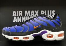 Nike Air Max Plus OG 'Voltage Purple' BQ4629-002 Size UK 4.5 EU 37.5 23.5cm New