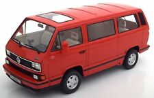 "VW T3 Multivan ""Red"" 1992 (KK Scale 1:18 / 180142)"