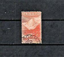 NUEVA ZELANDA  SW-117A (5 shillings) en usado