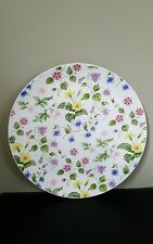 Queen's County Meadow Fine Bone China Luncheon Plate Replacement