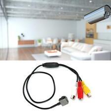 1000TVL Wired IR Mini CCTV Micro Tiny Audio and Video Surveillance HD Camera