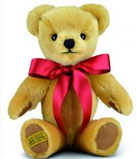 Merrythought 16 Inch London Classic Gold Musical Mohair Teddy Bear - US Seller!