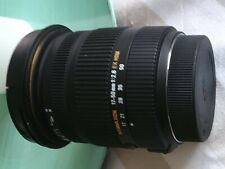 objectif SIGMA DC 17-50 f2.8 ex hsm comme neuf. monture sony a.