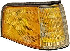 FITS 88-94 FORD TEMPO MERCURY TOPAZ PASSENGER OUTER LEFT PARKING LAMP ASSEMBLY