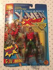 X-MEN X-FORCE G.W. GW BRIDGE NEW TOY BIZ Toybiz Action Figure marvel