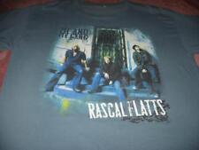 Rascal Flatts Me and My Gang Tour Adult X Large T-Shirt