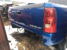 99-07 Chevrolet Chevy Silverado GMC Sierra 1500 2500 3500 TAILGATE TAIL GATE OEM