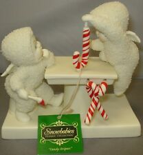 Snowbabies Candy Stripers 807087