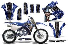 Yamaha WR250z Graphics Kit AMR Racing Bike Decal Sticker Parts WR 91-93 HATTER B