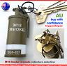 PUBG Grenade keyring M18 Smoke Grenade Keyring PUBG Model Grenade Keychain Gun