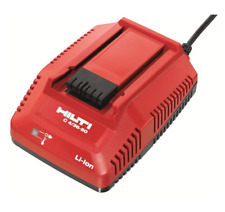 Hilti 18 36 Volt Lithium Ion 436 90 Compact Fast Charger Battery Ac New