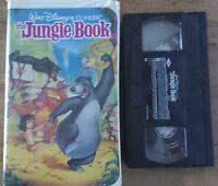 RARE - Black Diamond - The Jungle Book (VHS, 1991)