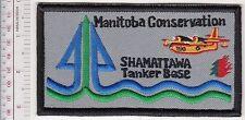 Air Attack Fire Crew Manitoba Shamattawa Tanker Water Bomer Base Canada Grey
