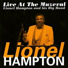 Live at the Muzeval by Lionel Hampton & His Band/Lionel Hampton (CD, Nov-2014)