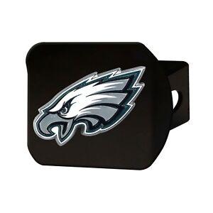 Fanmats NFL Philadelphia Eagles 3D Color on Black Metal Hitch Cover Del 2-4 Days