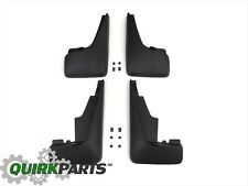 2011-2016 Jeep Patriot Front & Rear Splash Guards Set MOPAR GENUINE OEM NEW