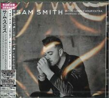 SAM SMITH-IN THE LONELY HOUR EXTRA: DROWNING SHADOWS-JAPAN CD E78