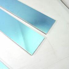 "New listing .375"" thick Precision Cast Aluminum Plate 5.375"" x 18.25"" Long Qty 2 sku151351"