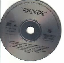 Andrew Lloyd-Webber - Premiere Collection Encore (MUSIC CD)