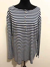 LUISA SPAGNOLI T-Shirt Women's Sweater Cotton Cotton Woman T-Shirt Sz. XL - 48