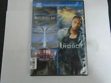 Independence Day - I Robot Double Feature (2-DVD, 2008) NEW