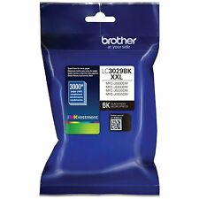 Brother International LC3029BK Black Cartridge Ultra Ink High Yield For