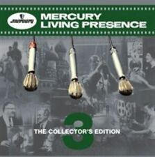 Mercury Living Presence Vol. 3 [53 CD Box Set], New Music