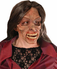 Morris Costumes Horror Halloween Mrs Living Dead Latex Zombie Style Mask. 8005BS