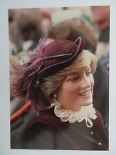 Princess Diana Postcard. Royalty. UK Souvenir c1980's. Tim Graham.
