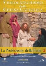 Videocatechismo Vol. 3 - Professione Di Fede Vol. 3 DVD SAN PAOLO