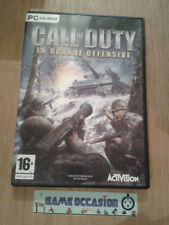 COD CALL OF DUTY LA GRANDE OFFENSIVE EXPANSION PACK PC CD-ROM COMPLET