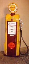 Tanksäule Zapfsäule Gasoline Höhe180cm Dekoration mit beleuchtetem Globe Nr.32