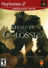 Shadow of the Colossus Greatest Hits PlayStation 2 PS2 Complete w/ Case & Manual