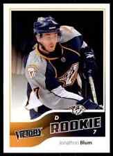 2011-12 Upper Deck Victory Rookie Jonathon Blum Rookie #NNO