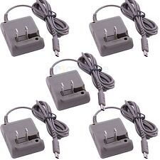 For Nintendo DS Lite DSL NDSL 5 Lot US Plug AC Power Home Wall Charger Adapter