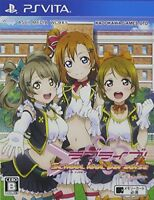 UsedGame PS Vita Love Live! School Idol Paradise Vol.1 Printemps from Japan