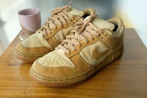 Nike SB Dunk Low Wheat Forbes Reese Forbes Size 9.5 2002