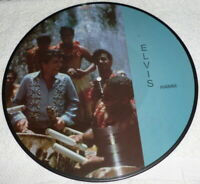 Elvis Presley ‎– Hawaii - Vinyl LP, Picture Disc, Unofficial Release Ltd **