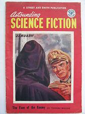 UK Pulp Mag - ASTOUNDING SCIENCE FICTION Jan, 1953