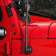 "AM FM Radio Antenna Reflex 13"" for Jeep Wrangler JK  JL 2007-2018 Car Front"