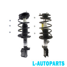 KYB STRUT-PLUS 2X FRONT RIGHT & LEFT Complete Strut Assembly For TOYOTA COROLLA