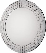 "Greater than 24"" Round Mirrors"