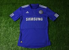CHELSEA LONDON ENGLAND 2009/2010 FOOTBALL SHIRT JERSEY HOME ADIDAS ORIGINAL