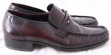 Florsheim 41830 33258 Slip On Moc Toe Bit Dress Formal Loafers Men's US 9.5D