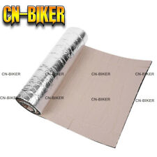 Sound Proof Deadener Block Mat Car Heat Shield Insulation Lower Fairing Cover
